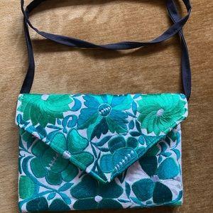 Mexican Embroidered handbag